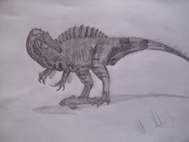 'Sinopliosaurus' fusuiensis by Teratophoneus