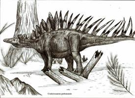Craterosaurus pottonensis by Teratophoneus