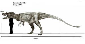 Deinodon horridus by Teratophoneus