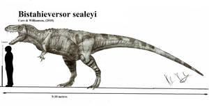 Bistahieversor sealeyi by Teratophoneus