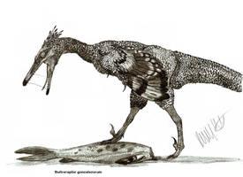 Buitreraptor gonzalezorum by Teratophoneus