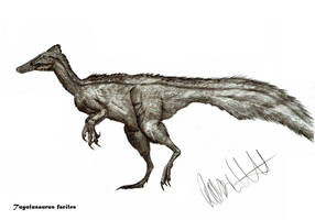 Tugulusaurus faciles by Teratophoneus