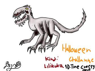 Halloween challange 10-The end by lbartsBTBP
