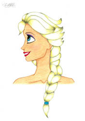 Elsa by InesMLL