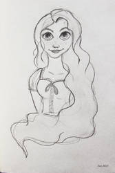 Rapunzel 2 by InesMLL