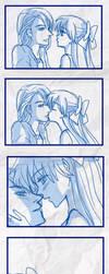 strip Mina+Kun by lisGinka