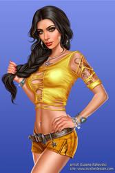 Jasmine by rzhevskii