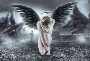Fallen Angel by Sannalee01