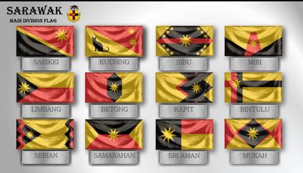 Sarawak Main Division by sarawakflag