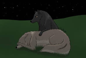 Sad Night by SkyStar02