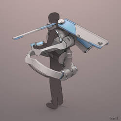 Medical Jetpack by blee-d