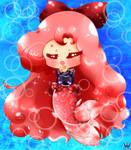 Gift   Little mermaid! by DanaDani
