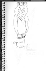 Penguin by Leglesslove