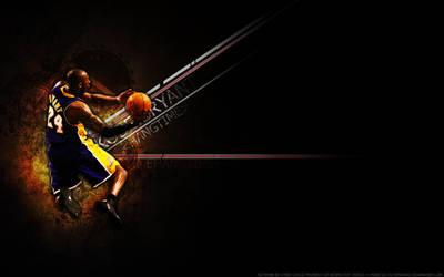 Kobe Bryant Hangtime by Viper0603