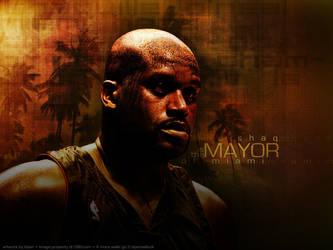 Shaq 'Mayor of Miami' by Viper0603