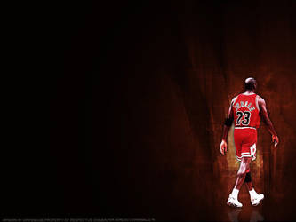 M Jordan 'End of an Era' by Viper0603
