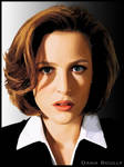 Scully by demonika