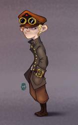 character developement by MattThorup