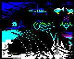 Dive! In teletext by bym