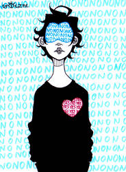 YES/NO by Sheiatritht