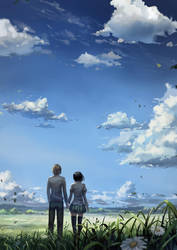 Defective sky by yukira0