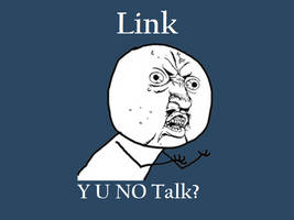 my question to Link by Freak-of-Games