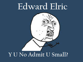 my question to edward elric by Freak-of-Games