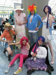 Friendship is Magic by lazy-neko-cosplay
