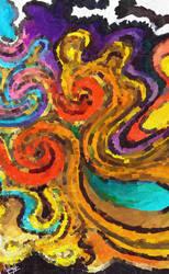 whirl by nabellamalinka