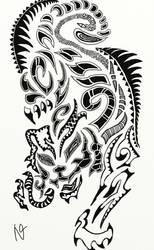 tribal by nabellamalinka