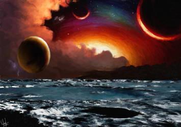 part pf the universe by nabellamalinka