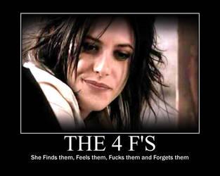 The 4 F's - The L Word by NadiaMangaka