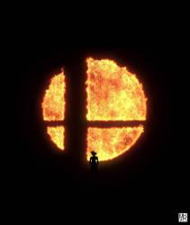 Smash Bros - Poster by ArtBasement