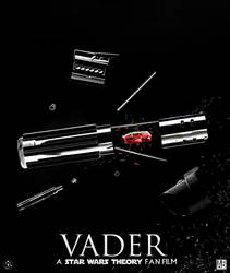 Vader : A Star Wars Theory Fan Film - Poster by ArtBasement