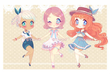 Summer Annies [AUCTION] CLOSED by Yamio