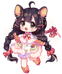 Annie Day 10 Utch Mouse! by Yamio