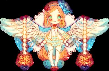 Day 24  Pegasus   Marigold by Yamio