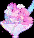 Child's Dream Fairy Vial by Yamio