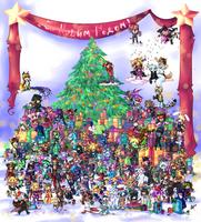 Happy New Year by Kurohi-tyan