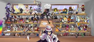 Classroom game by Kurohi-tyan