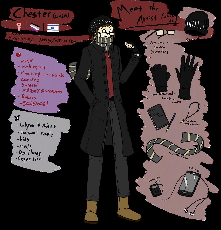 ChesterPalm's Profile Picture