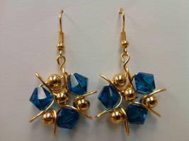 Zora's Sapphire Earrings by meimmo