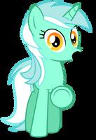 Lyra - Mustache You Something by CaliAzian