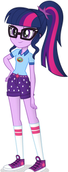 Twilight Sparkle - Chill by CaliAzian