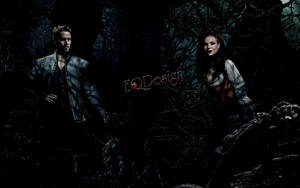 Outlaw Queen Into The Woods by eqdesign