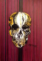 Skull 2 by victoriakabluyen