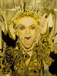 Evil Queen by victoriakabluyen