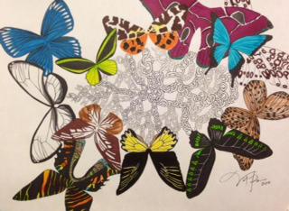 Right-Butterflies by victoriakabluyen