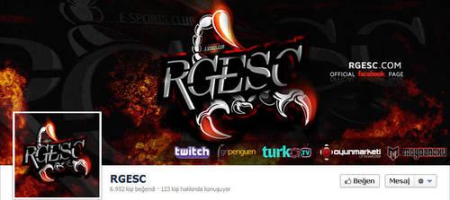 RGESC Facebook Timeline Design by mselim