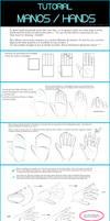 HANDS TUTORIAL(manos) by eliizss-digital-art